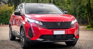 Peugeot 3008 và 5008 mới sắp ra mắt thị trường Việt