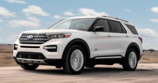 Ford ra mắt Explorer King Ranch với giá từ khoảng 1,2 tỷ đồng