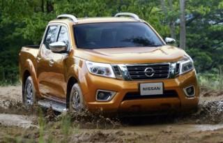 Nissan Navara 2015 có giá bán công bố từ 645 triệu đồng tại Việt Nam