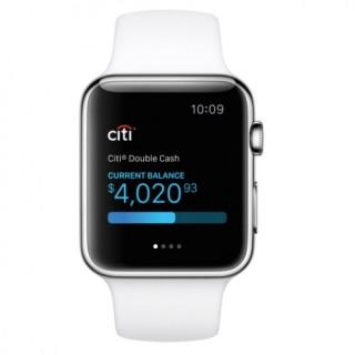 Citi ra mắt ứng dụng ngân hàng trực tuyến trên Apple Watch