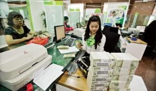 Vietcombank mở rộng thu Bảo hiểm xã hội