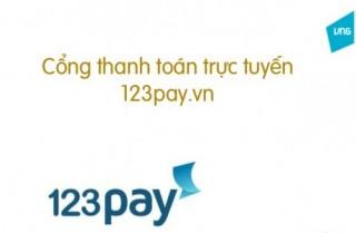 123Pay chính thức triển khai dịch vụ thanh toán