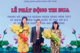 Công đoàn Ngân hàng Việt Nam: Triển khai chương trình công tác nữ công