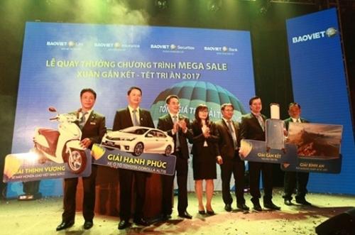 Bảo Việt huy động trên 2.000 tỷ đồng vốn từ chương trình tri ân