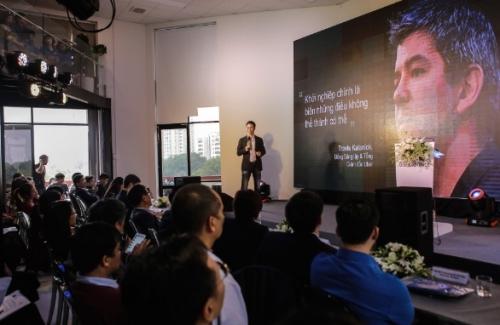 Uber hỗ trợ thanh niên Việt Nam khởi nghiệp