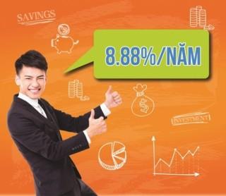 Sacombank phát hành chứng chỉ tiền gửi : Lãi suất siêu hấp dẫn