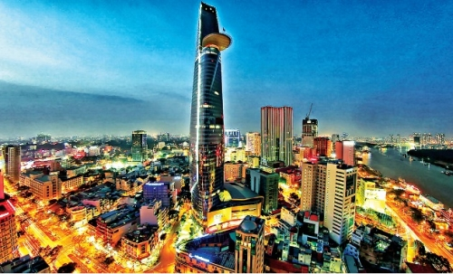 Xây dựng thành phố thông minh