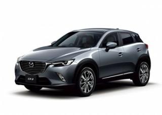 Mazda CX-3 dành giải xe của năm