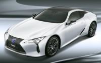 Lexus LC TRD ra mắt phiên bản mới được nâng cấp tổng thể