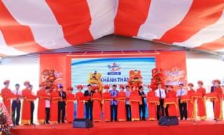 Nhà máy Number One Chu Lai chính thức vận hành dây chuyền sản xuất