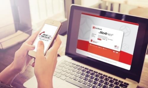 SeABank được bình chọn Dịch vụ trực tuyến tốt nhất Việt Nam 2016