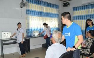 Chăm sóc mắt miễn phí tại Bà Rịa Vũng Tàu