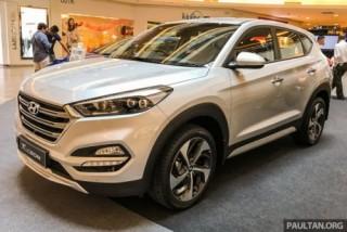 Hyundai Tucson được trang bị động cơ tăng áp mới