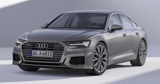Audi ra mắt A6 2019 hoàn toàn mới
