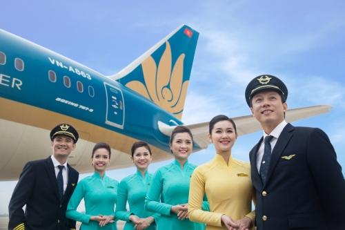 Vietnam Airlines phục vụ suất ăn nhẹ kiểu mới