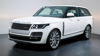 Range Rover hai cửa giá gần 300.000 USD có gì?