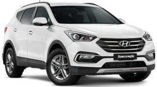 Hyundai SantaFe giảm giá hơn 200 triệu đồng