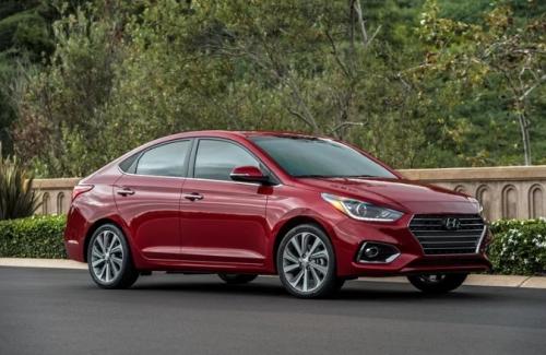 Hyundai Accent 2018 sẽ có mức giá từ 400 triệu đồng