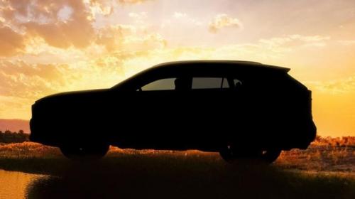 Hé lộ Toyota RAV4 thế hệ mới