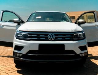Volkswagen Tiquan Allspace có giá bán 1,7 tỷ đồng tại Việt Nam