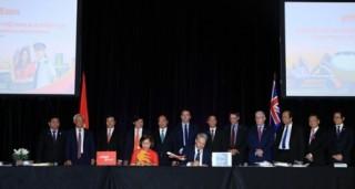 Vietjet mở đường bay thẳng đến Australia