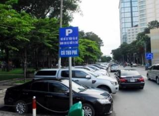 TP.HCM áp dụng mức phí đỗ xe mới từ 1/6
