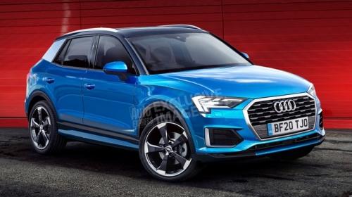 Audi dự kiến ra mắt mẫu Q1 mới vào năm 2020
