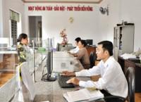 NHHT Chi nhánh Bình Thuận: Tiếp sức xây dựng nông thôn mới