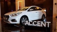 Cận cảnh Hyundai Accent 2018 tại Việt Nam