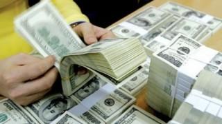 Tỷ giá trung tâm tăng nhẹ, tỷ giá tại các ngân hàng có tăng có giảm