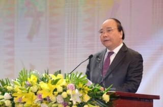 Thủ tướng Nguyễn Xuân Phúc: Agribank phát huy vai trò chủ đạo trong lĩnh vực tín dụng nông nghiệp, nông thôn
