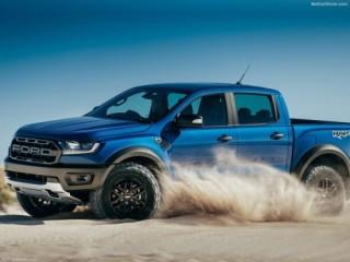 Ford Ranger Raptor 2018 có giá 1,2 tỷ đồng