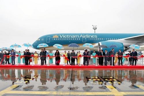 Vietnam Airlines và hành trình 15 năm nối liền Việt Nam – Pháp