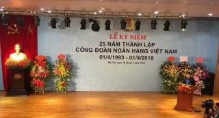 25 năm Công đoàn NHVN: Điểm tựa vững vàng cho người lao động