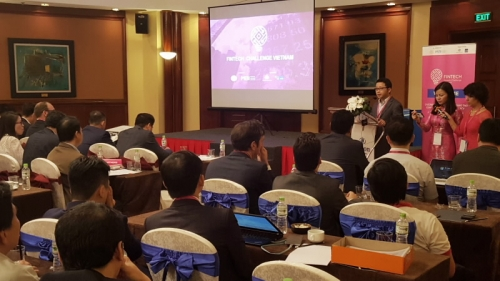 Pitching Day - Fintech Challenge Vietnam 2018