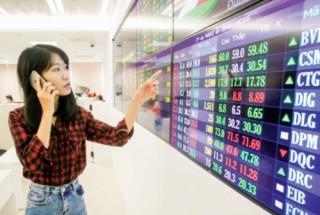 Cổ phiếu ngân hàng tiếp tục dẫn dắt thị trường