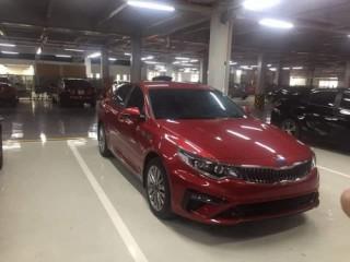 Kia Optima 2019 bất ngờ xuất hiện tại đại lý
