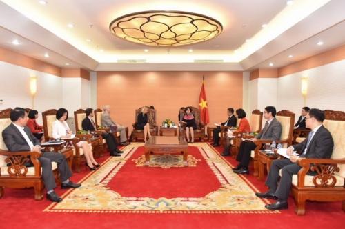 ADB mong muốn mở rộng hoạt động khu vực tư nhân ở Việt Nam