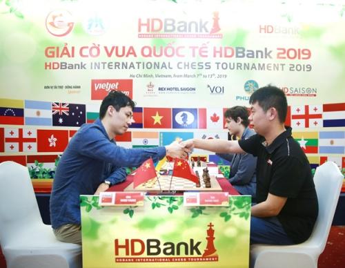 Siêu Đại kiện tướng Wang Hao đăng quang HDBank Masters 2019
