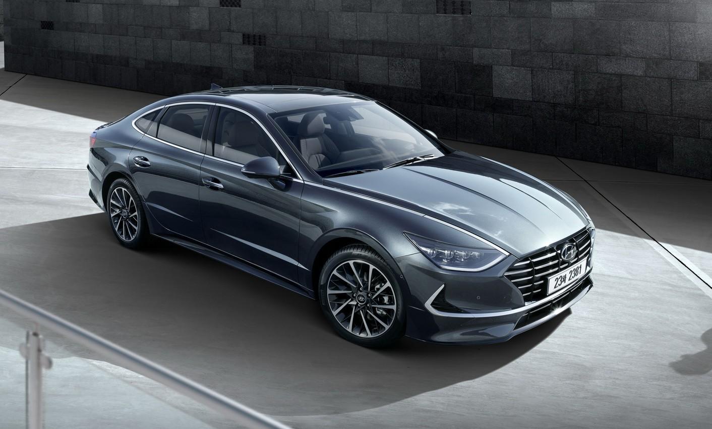 Hyundai Sonata thế hệ mới an toàn hơn với khung gầm thép siêu cường lực