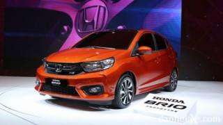 Honda Brio sắp về Việt Nam