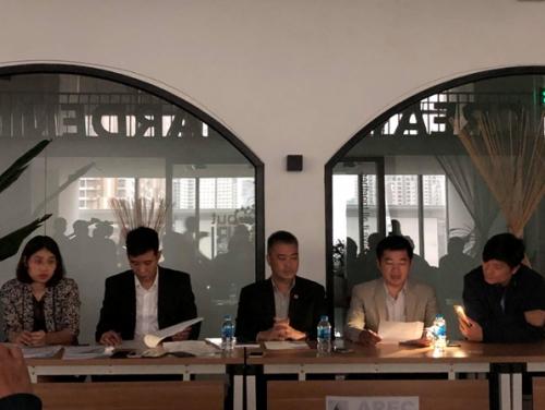 IDJ họp báo thông tin việc chủ đầu tư Charmvit cắt điện