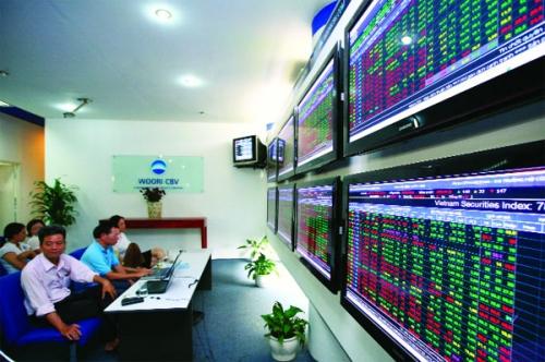 Chứng khoán sáng 19/3: VN-Index trụ vững mặc dù thị trường giằng co