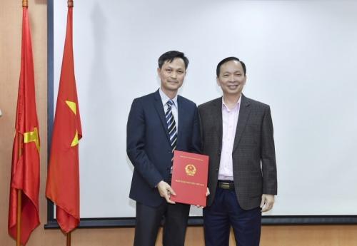 Bổ nhiệm ông Nguyễn Trọng Du giữ chức Phó Chánh Thanh tra, giám sát ngân hàng