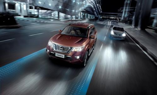 Nissan điều chỉnh giá bán lẻ mẫu xe Terra phiên bản S và E