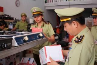 TP.HCM: Đẩy mạnh chống buôn lậu, gian lận thương mại và hàng giả