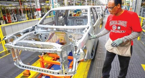 Giới chuyên gia giảm mạnh dự báo tăng trưởng kinh tế Mỹ
