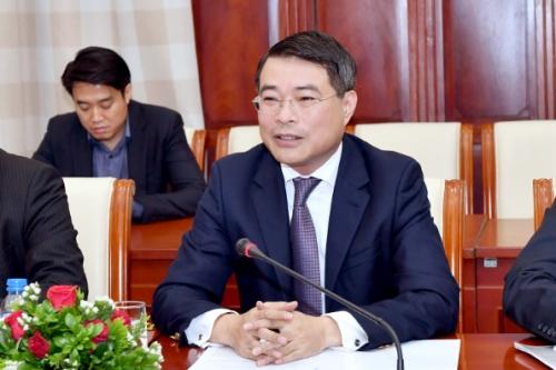 Khuyến khích các nhà đầu tư Hàn Quốc tham gia tái cơ cấu các TCTD Việt Nam