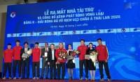 MB tài trợ vòng loại giải bóng đá vô địch U23 châu Á 2020
