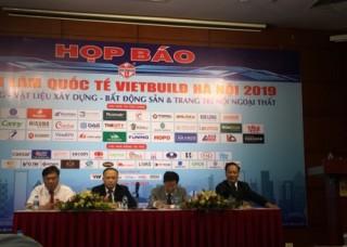 Hơn 400 doanh nghiệp tham gia Triển lãm quốc tế Vietbuild Hà Nội 2019
